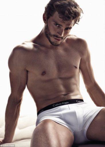 Jamie Dornan for Calvin Klein